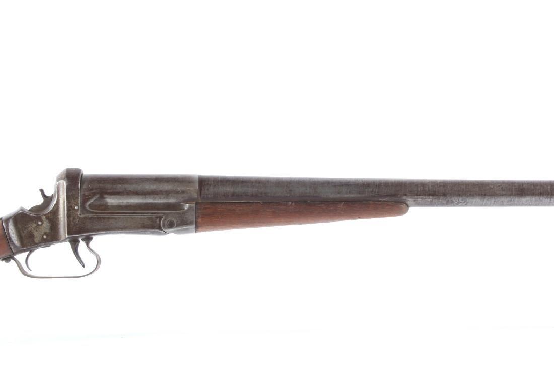 Massive C.S Shattuck 8 Ga. Market Hunter's Shotgun - 3