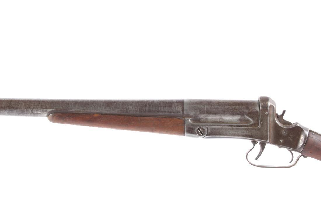 Massive C.S Shattuck 8 Ga. Market Hunter's Shotgun - 8