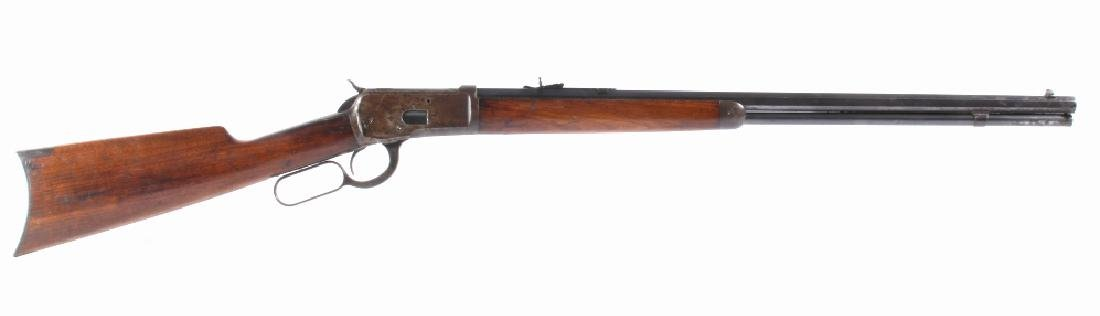 Winchester Model 1892 .32-20WCF Octagon Rifle 1911