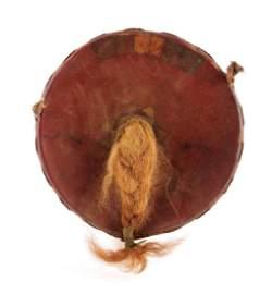 Kiowa Roach Dancer Medicine Shield circa 1850