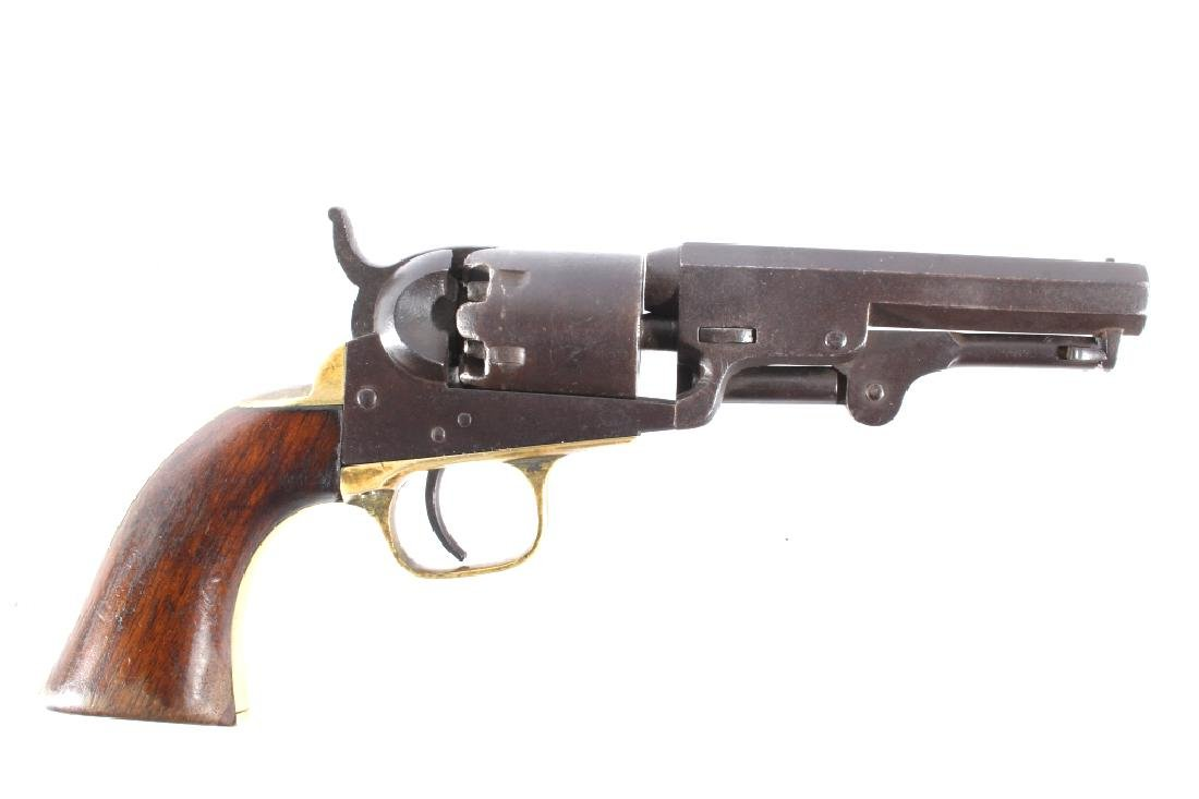 Documented Civil War Colt 1849 .31 Cal Revolver