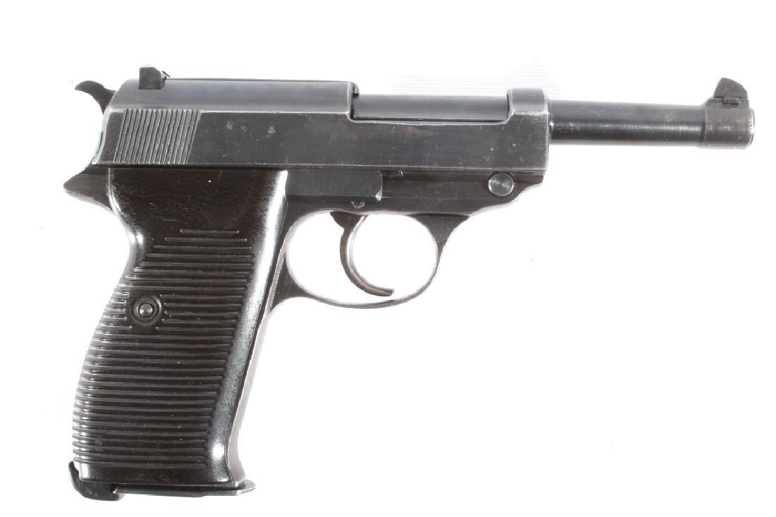 WWII Spreewerke Nazi German P38 9mm Pistol 1944