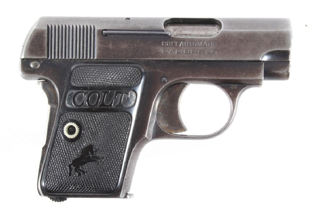 Colt Model 1908 Vest Pocket .25 ACP Pistol 1922