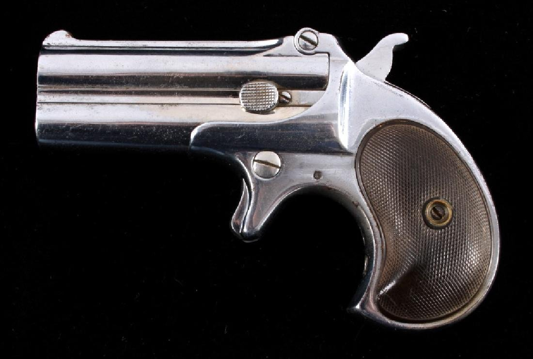 Remington Type II O/U Derringer .41 Pistol