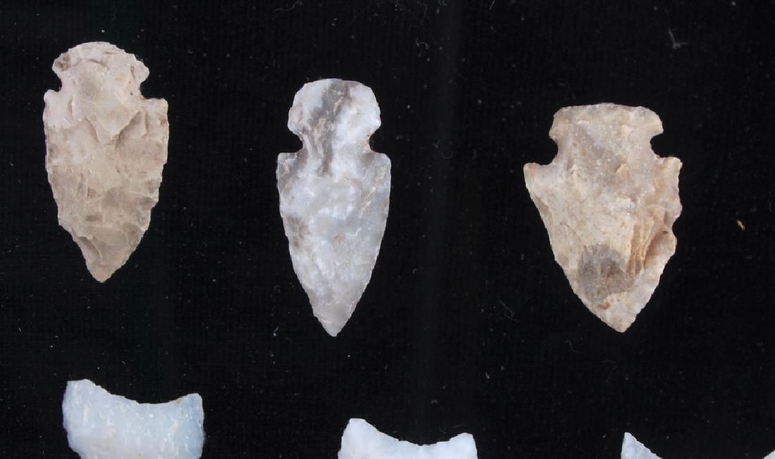 Texas Native American Indian Artifact Collection - 6