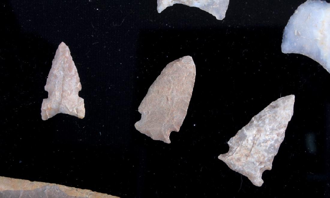 Texas Native American Indian Artifact Collection - 9