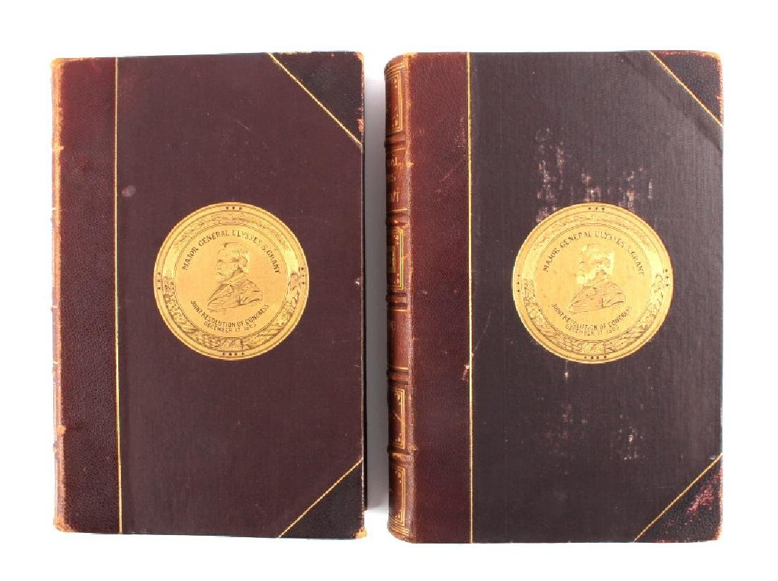 Personal Memoirs of U.S. Grant Leather 1st Edition - 9