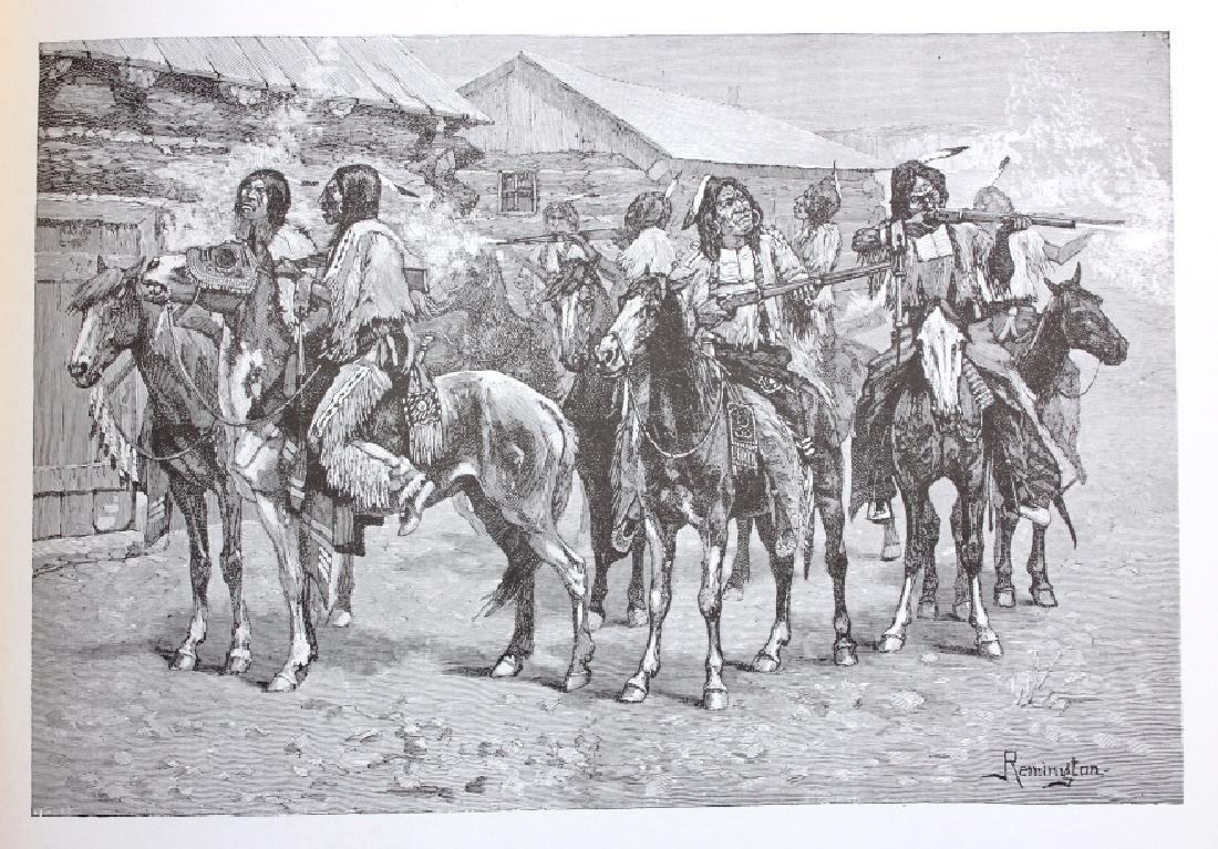 Book of the American Indian Hamlin Garland 1923 - 6