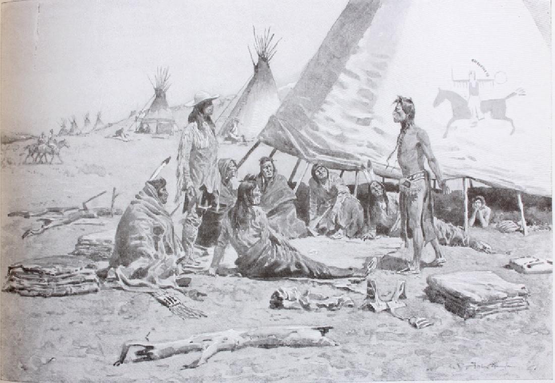 Book of the American Indian Hamlin Garland 1923 - 7