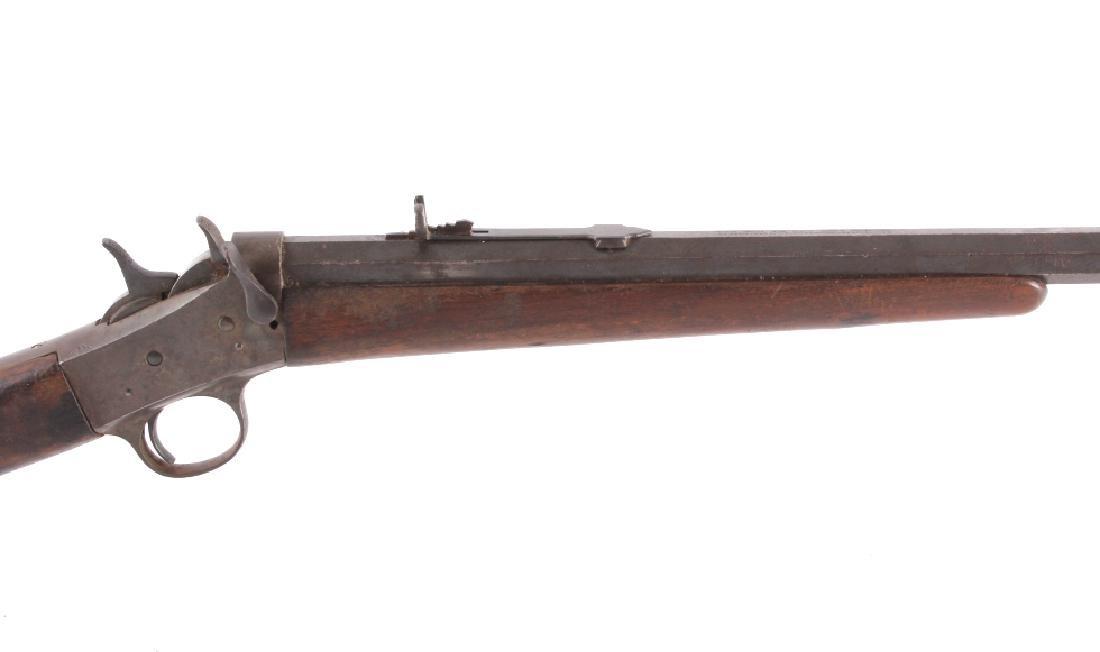 Remington No. 4 .32 Takedown Rolling Block Rifle - 3