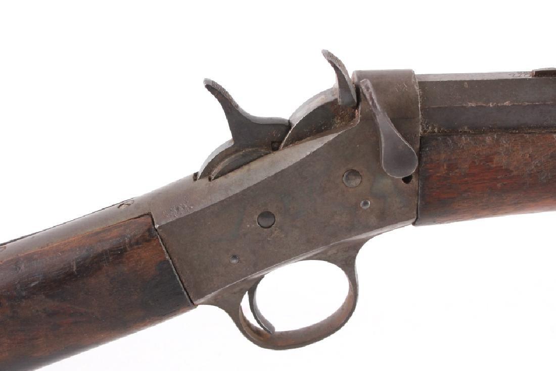 Remington No. 4 .32 Takedown Rolling Block Rifle - 5