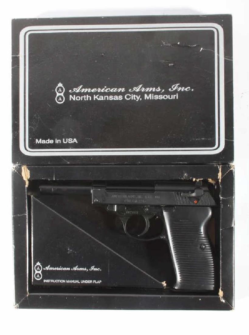 American Arms P98 .22 LR Erme-Werke Pistol w/Box