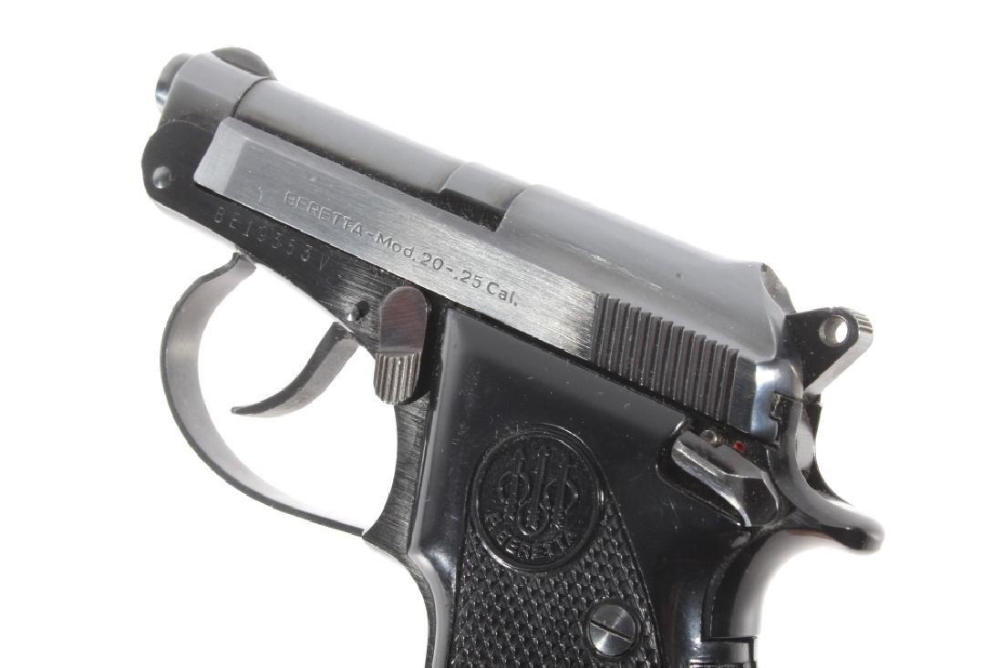 Beretta Model 20 .25 ACP Semi Auto Pistol LNIB - 16