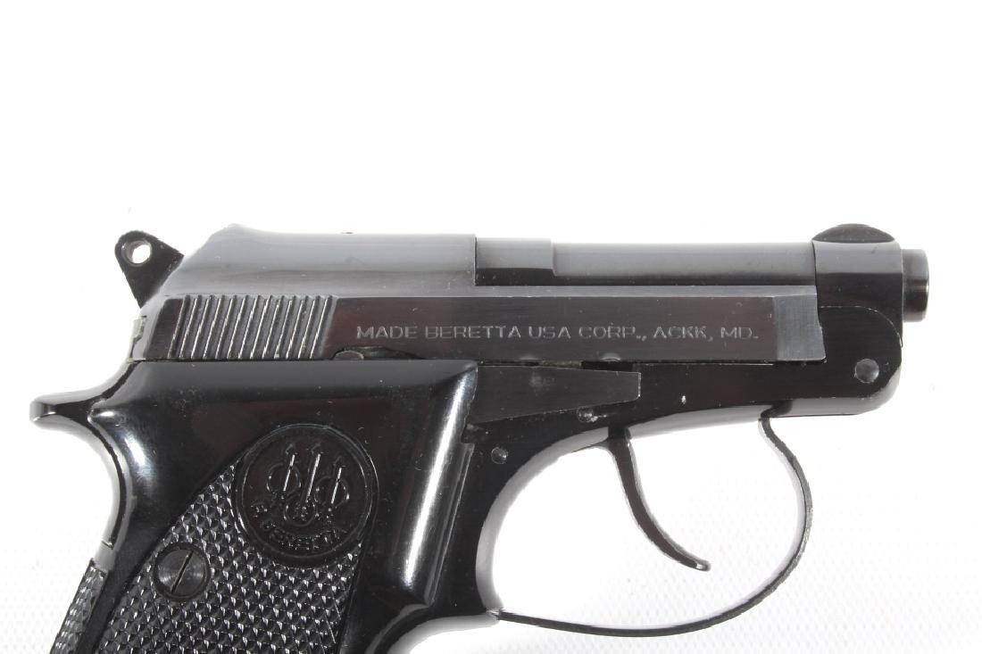 Beretta Model 20 .25 ACP Semi Auto Pistol LNIB - 4