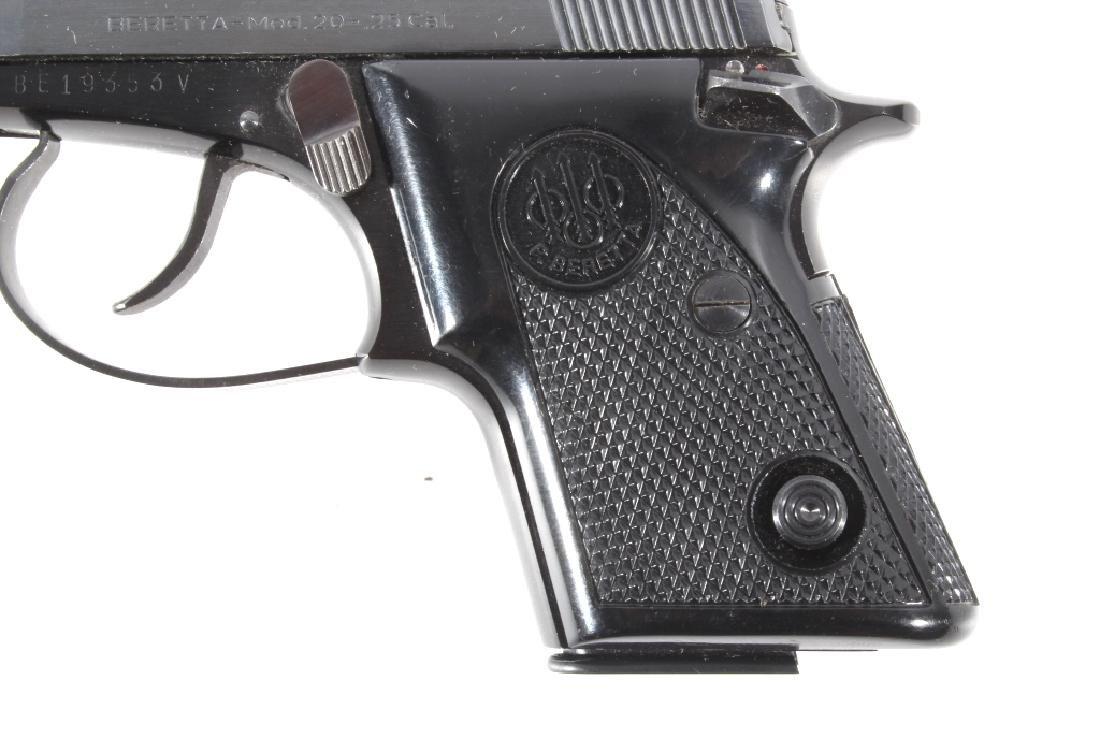 Beretta Model 20 .25 ACP Semi Auto Pistol LNIB - 7