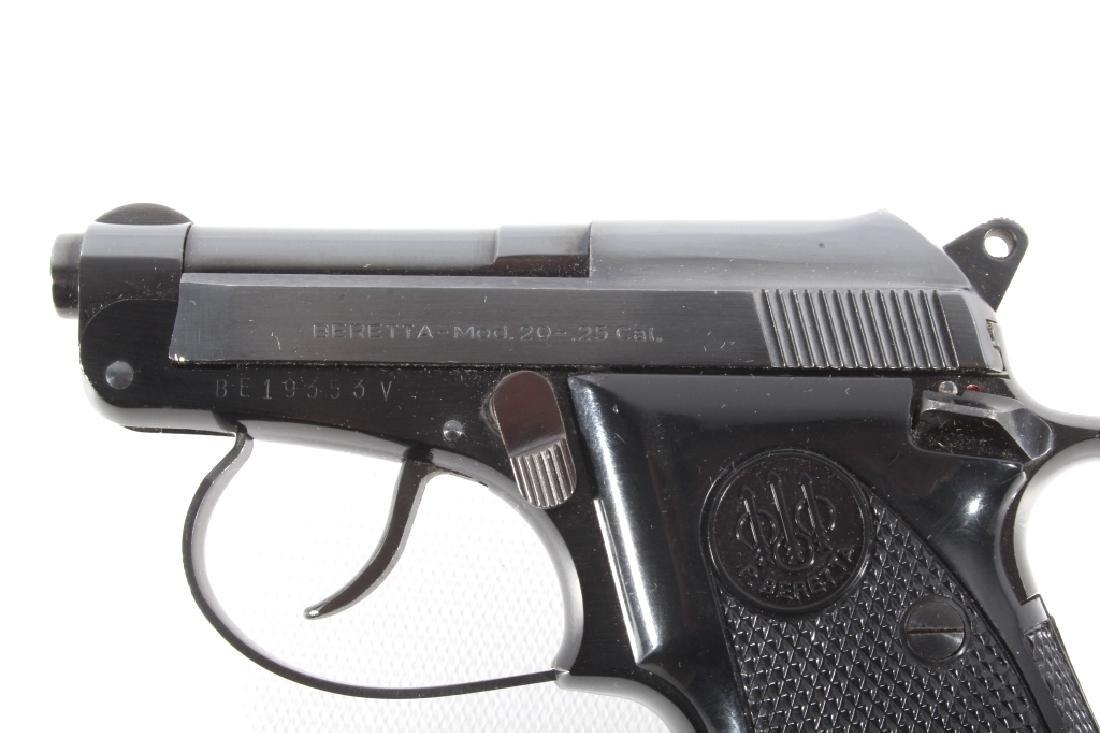 Beretta Model 20 .25 ACP Semi Auto Pistol LNIB - 8