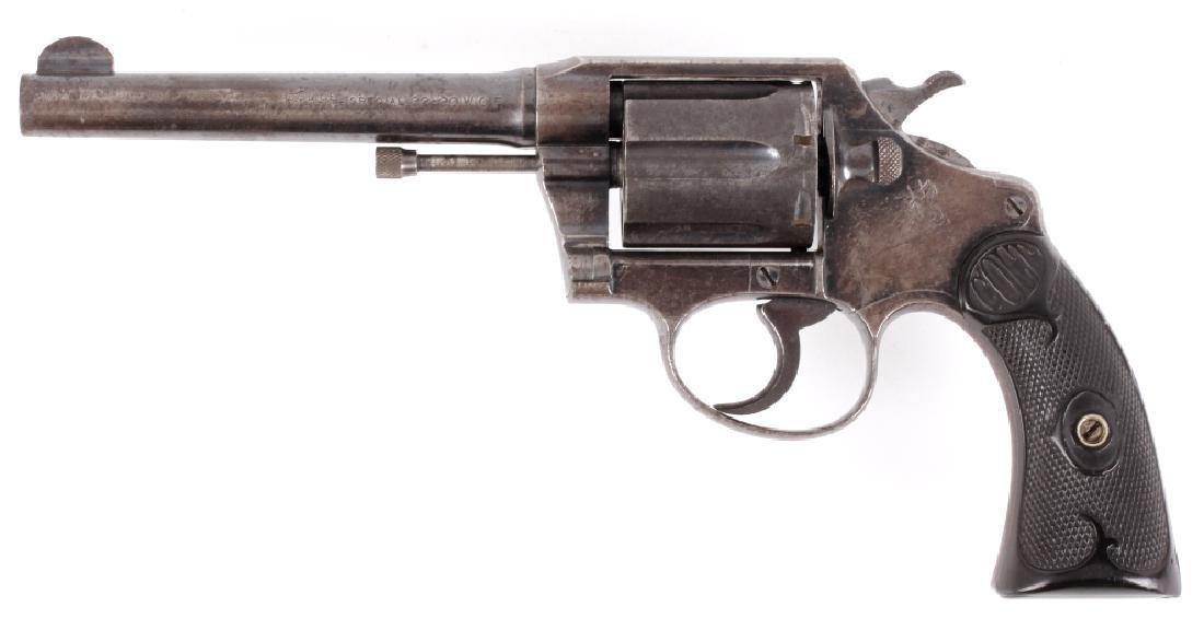Colt Police Positive Special 32-20 WCF DA Revolver