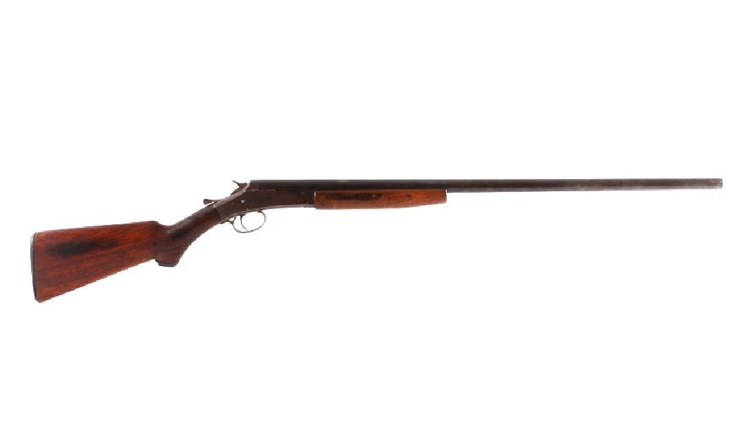 Crescent Fire Arms Victor Model 12ga. Shotgun - 2