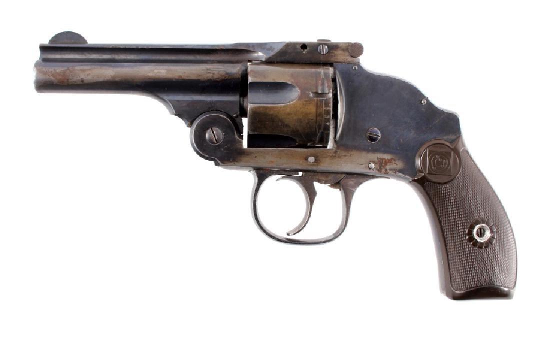Harrington & Richardson Top Break .38 DA Revolver
