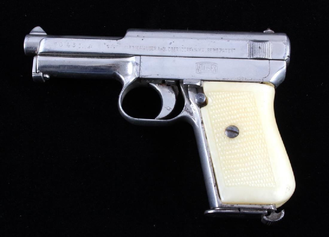 Mauser Model 1914 7.65mm Semi-Automatic Pistol