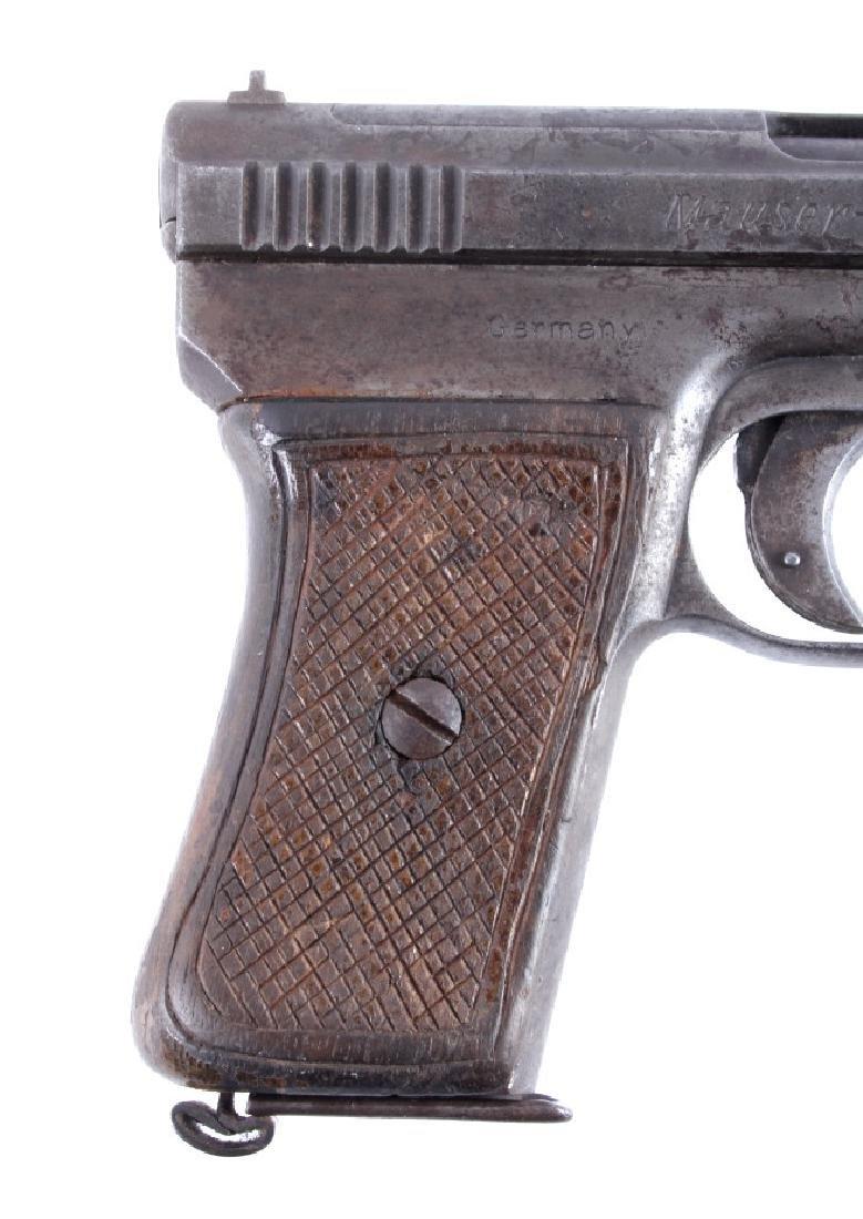 Mauser Model 1910 6.35mm Semi-Automatic Pistol - 5