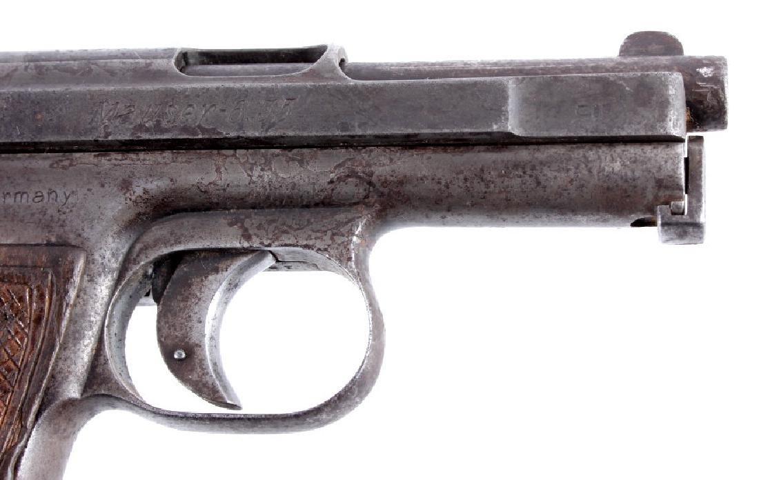 Mauser Model 1910 6.35mm Semi-Automatic Pistol - 6
