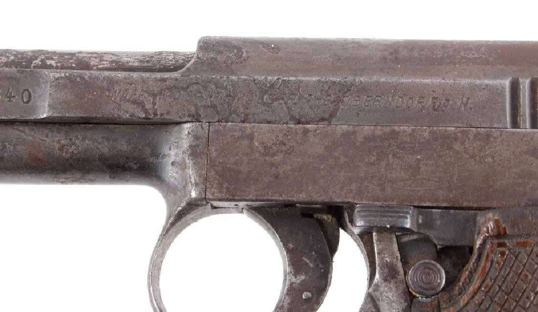 Mauser Model 1910 6.35mm Semi-Automatic Pistol - 9