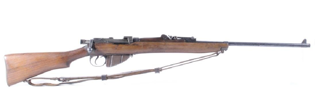 British Lee-Enfield Mark I .303 Sporter Rifle