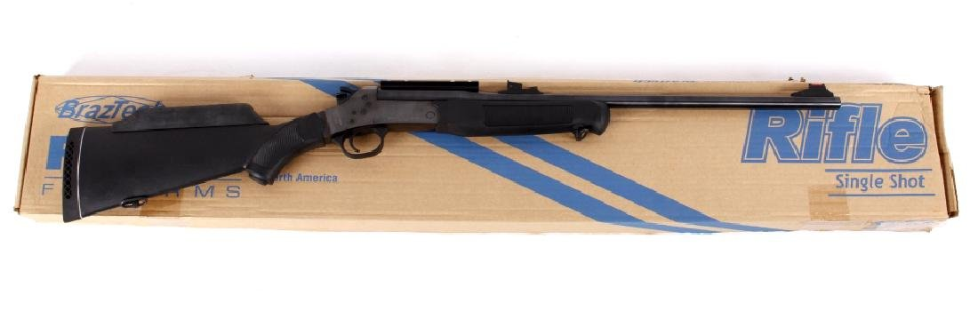 Rossi 243 Win Single Shot Break Action Rifle LNIB