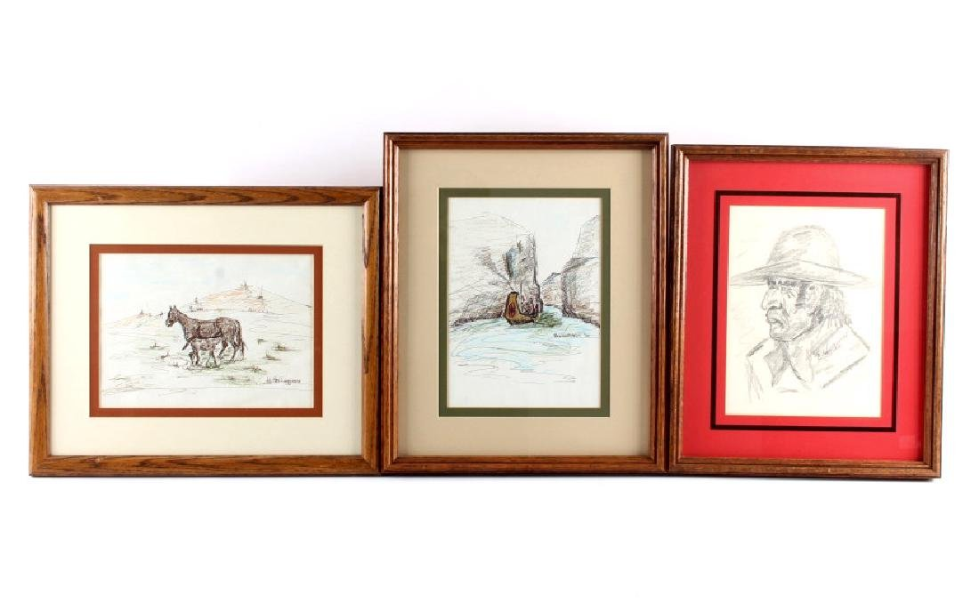 Original G.C. Wentworth Collection of Sketches