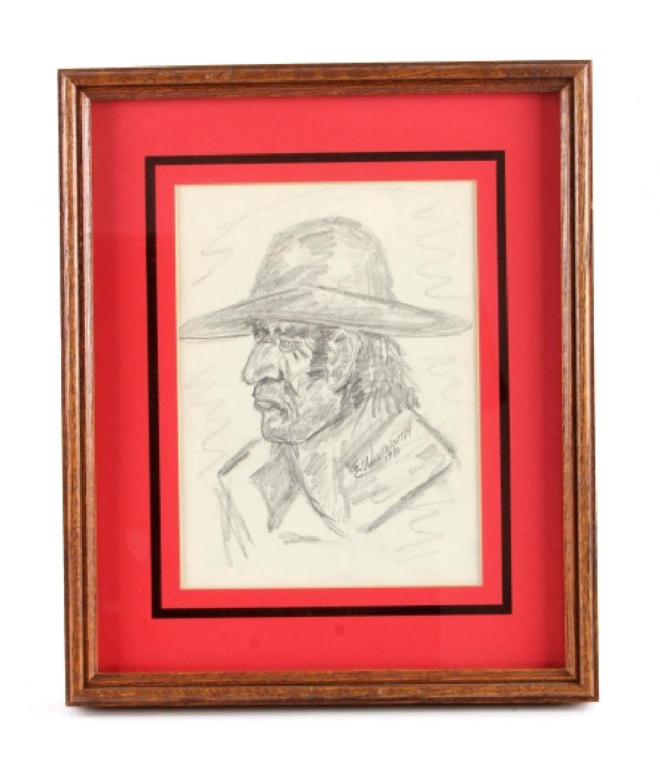 Original G.C. Wentworth Collection of Sketches - 6