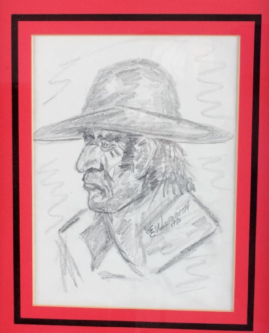 Original G.C. Wentworth Collection of Sketches - 7