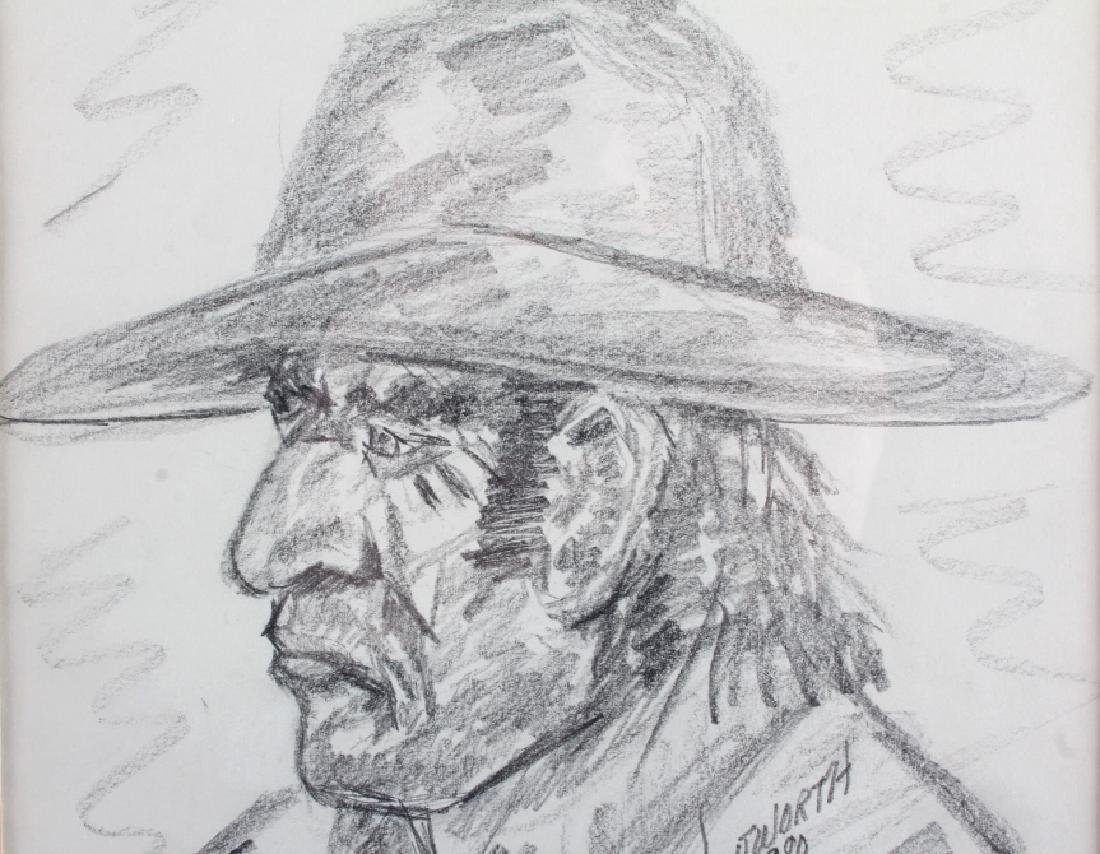Original G.C. Wentworth Collection of Sketches - 8