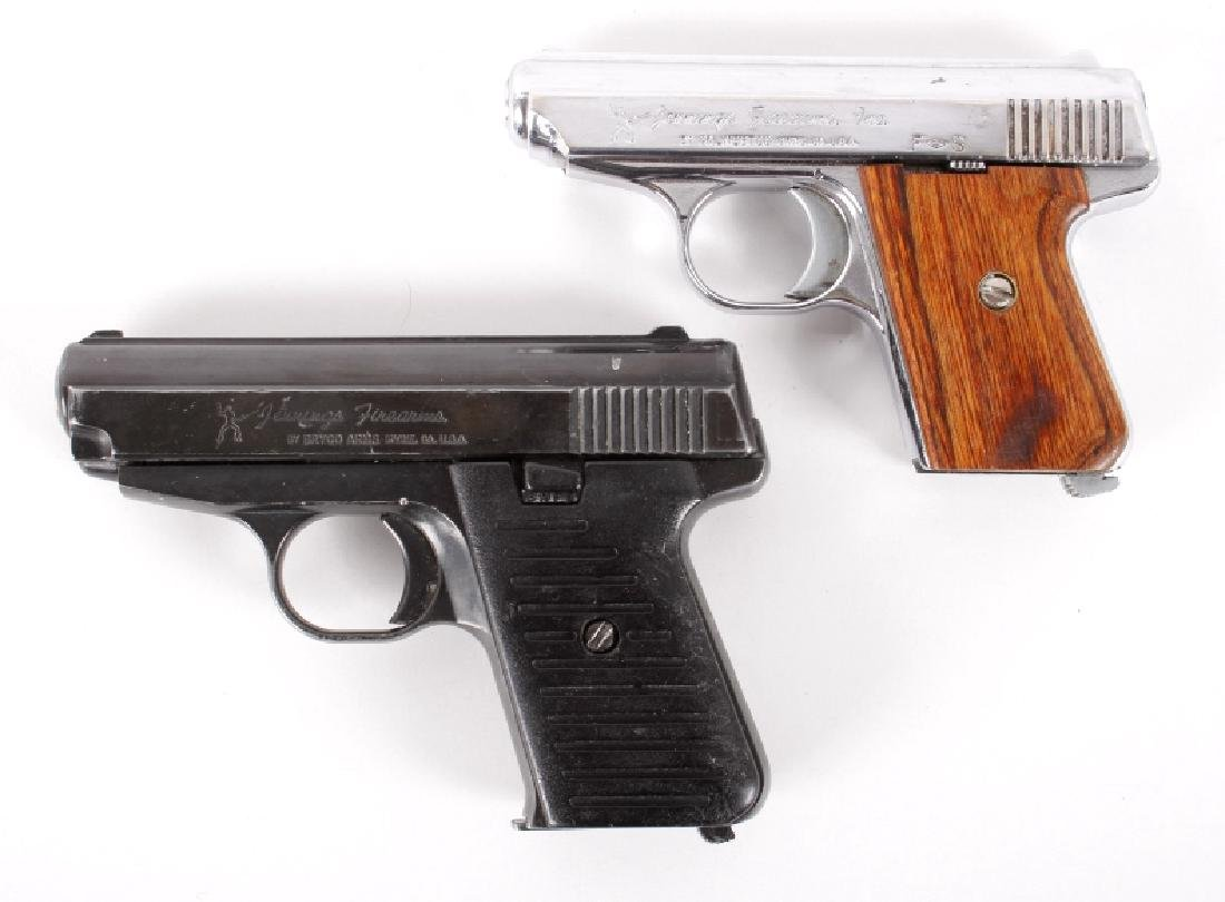 Jennings Firearms Bryco 38 & Model J-22