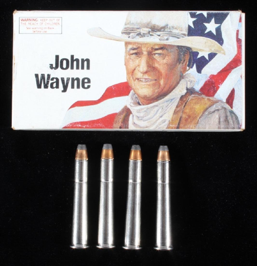 "Winchester ""John Wayne"" Commemorative 32-40 Ammo"
