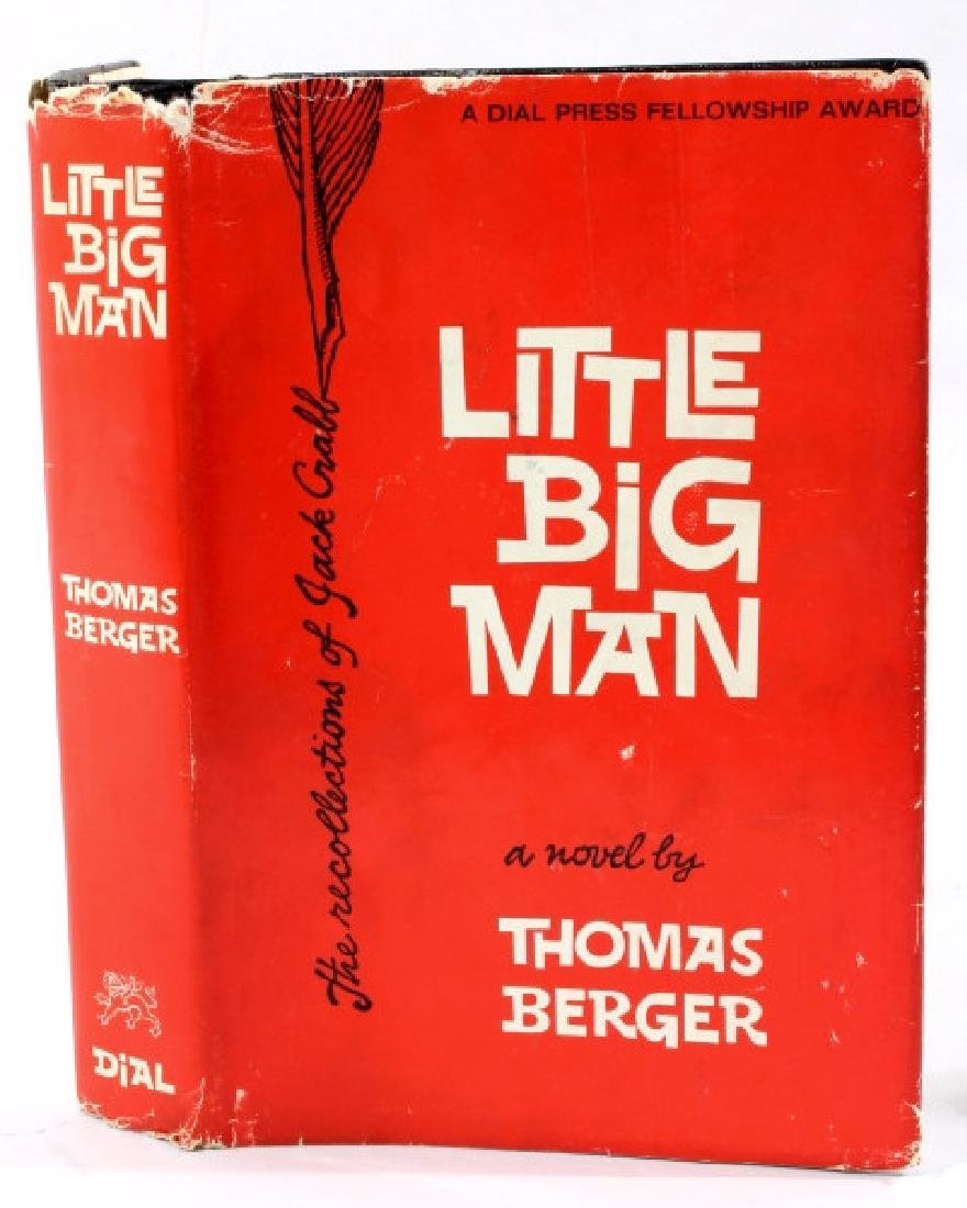 Little Big Man by Thomas Berger 1st Ed. circa 1964