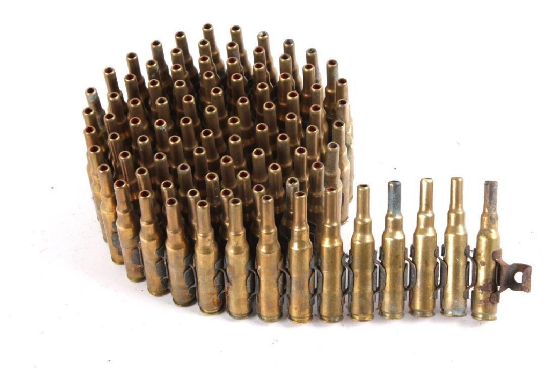 92 Rds. 7.62x51mm/.308 Win. Blank Ammo Belt