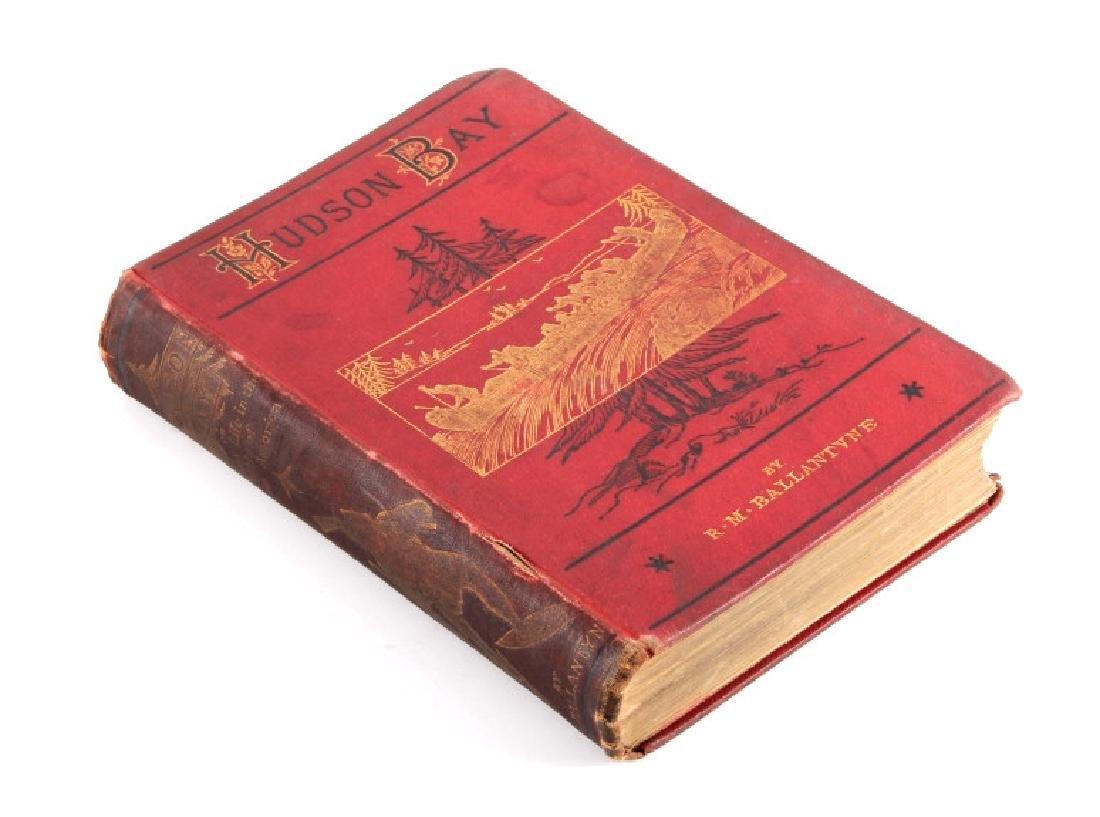 Hudson Bay by Ballantyne First Edition 1888