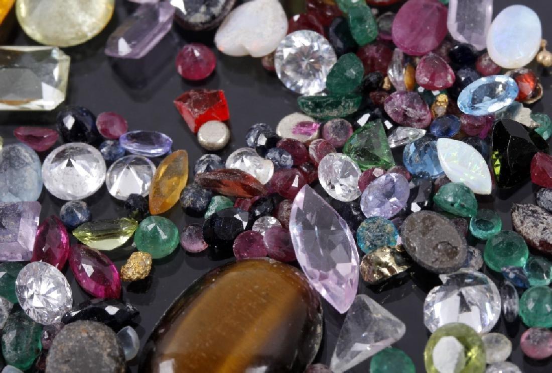 Various Precious & Semi-Precious Faceted Gemstones - 2