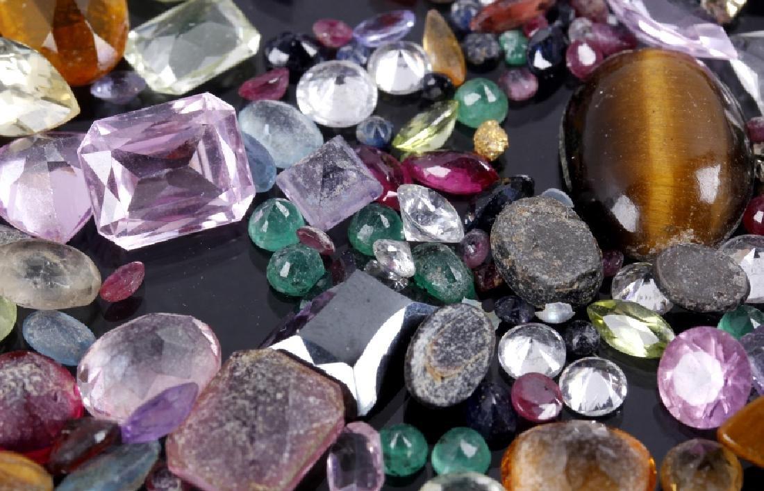Various Precious & Semi-Precious Faceted Gemstones - 3