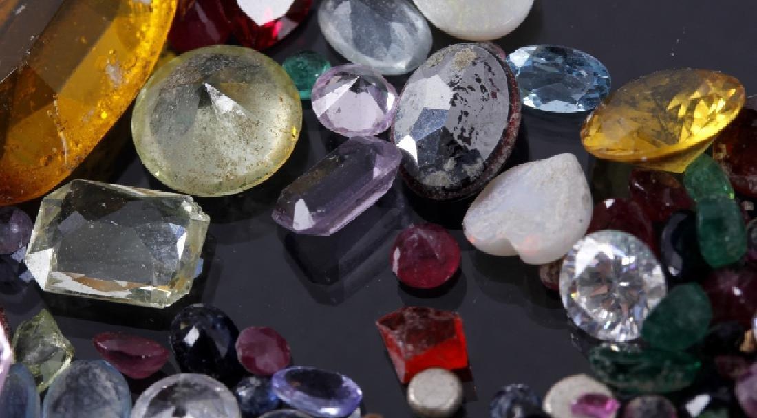 Various Precious & Semi-Precious Faceted Gemstones - 4