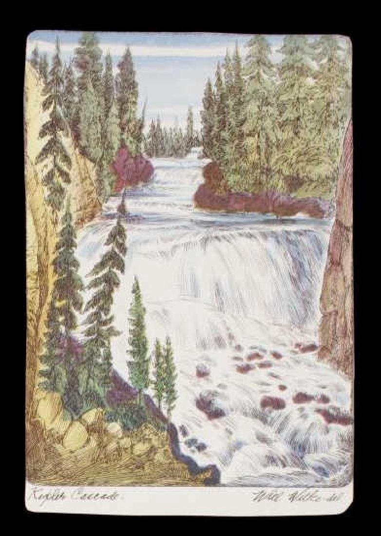 Yellowstone National Park Ephemera Collection - 13