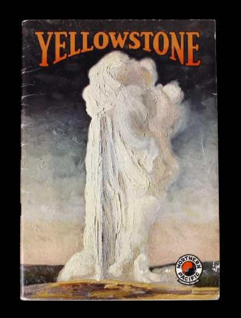 Yellowstone National Park Ephemera Collection - 2