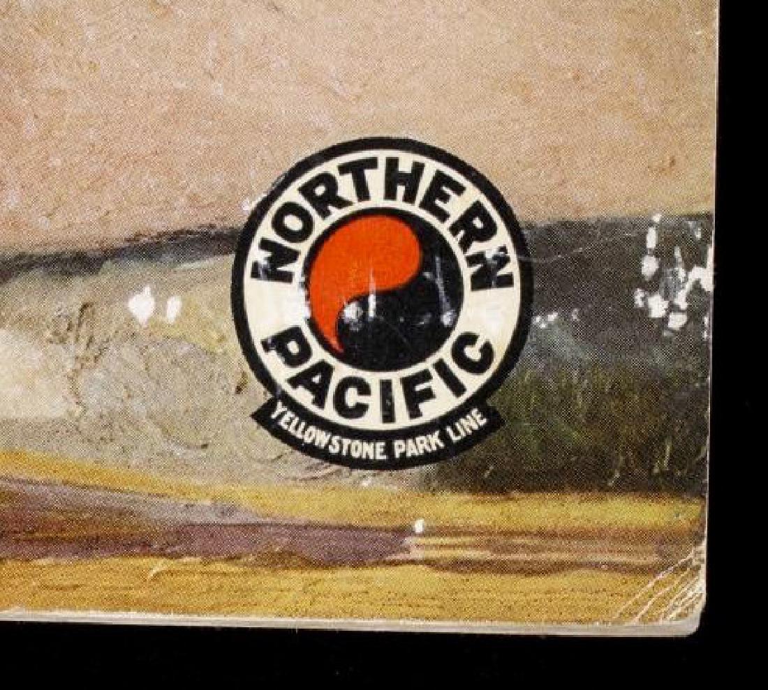 Yellowstone National Park Ephemera Collection - 3