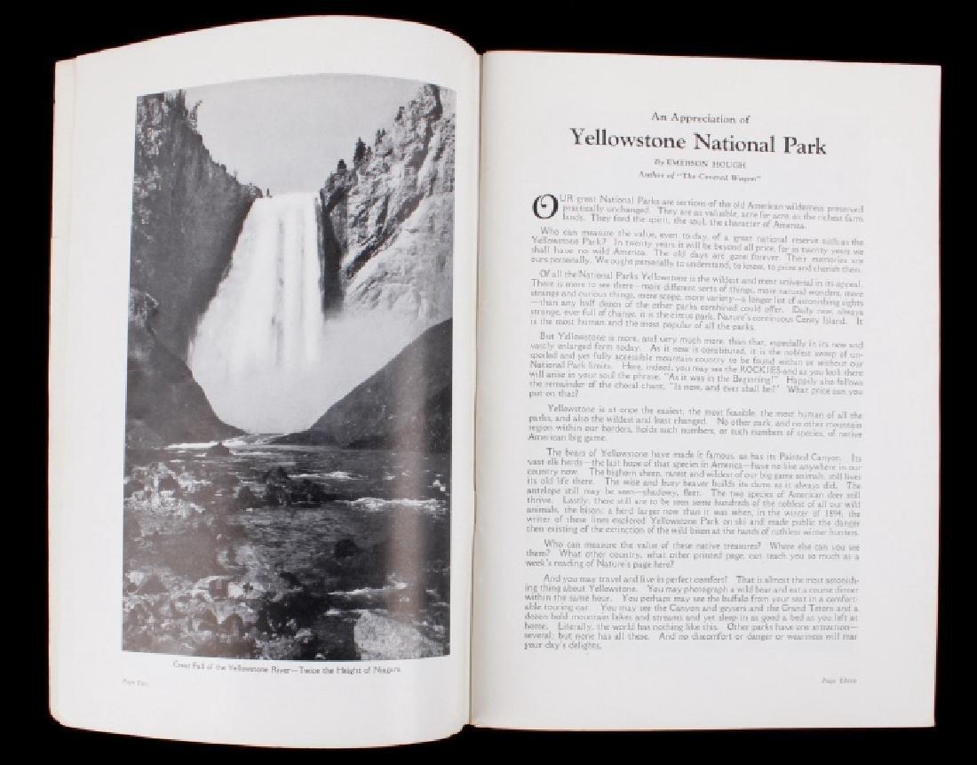 Yellowstone National Park Ephemera Collection - 4