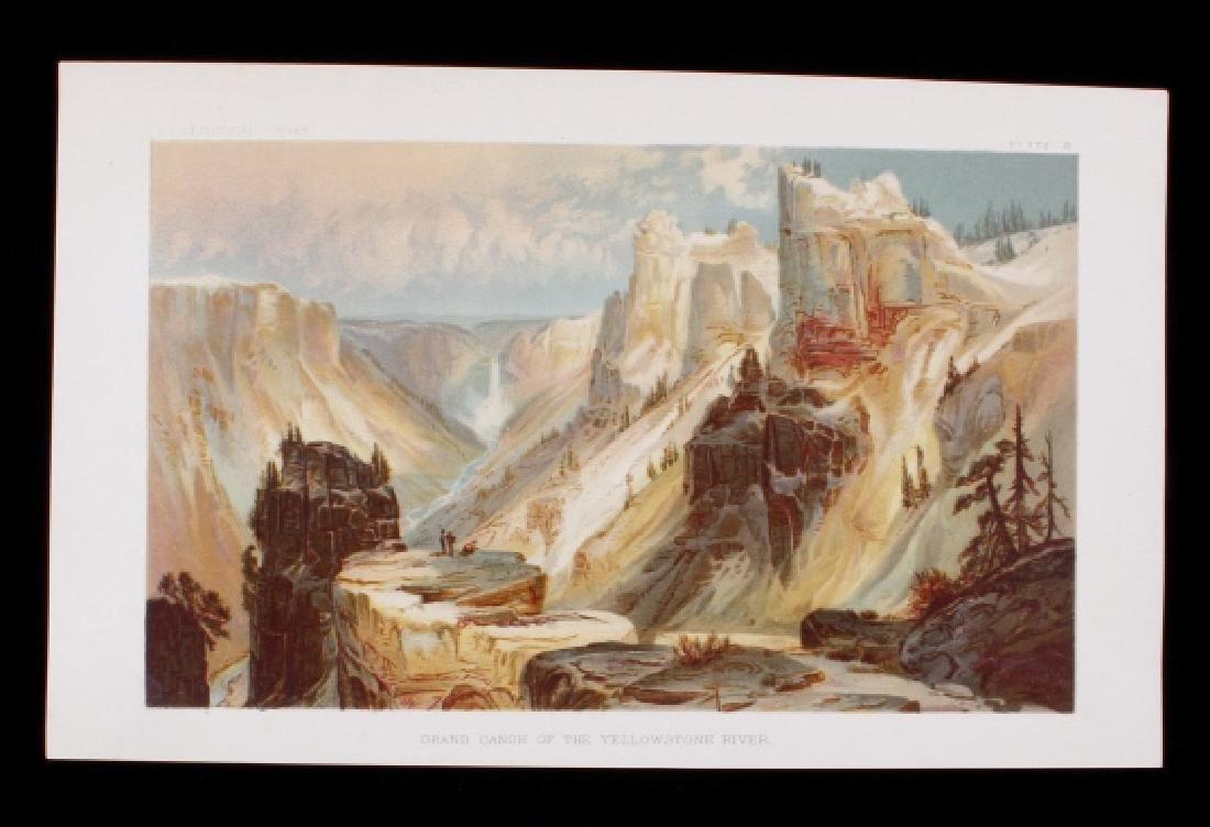 Yellowstone National Park Ephemera Collection - 7