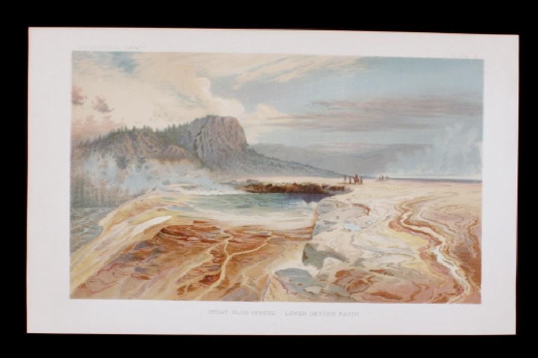 Yellowstone National Park Ephemera Collection - 8