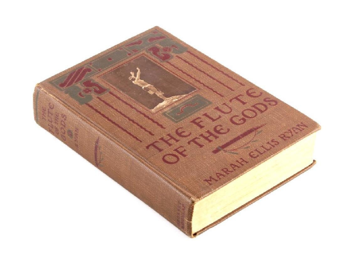 The Flute of the Gods First Edition 1909