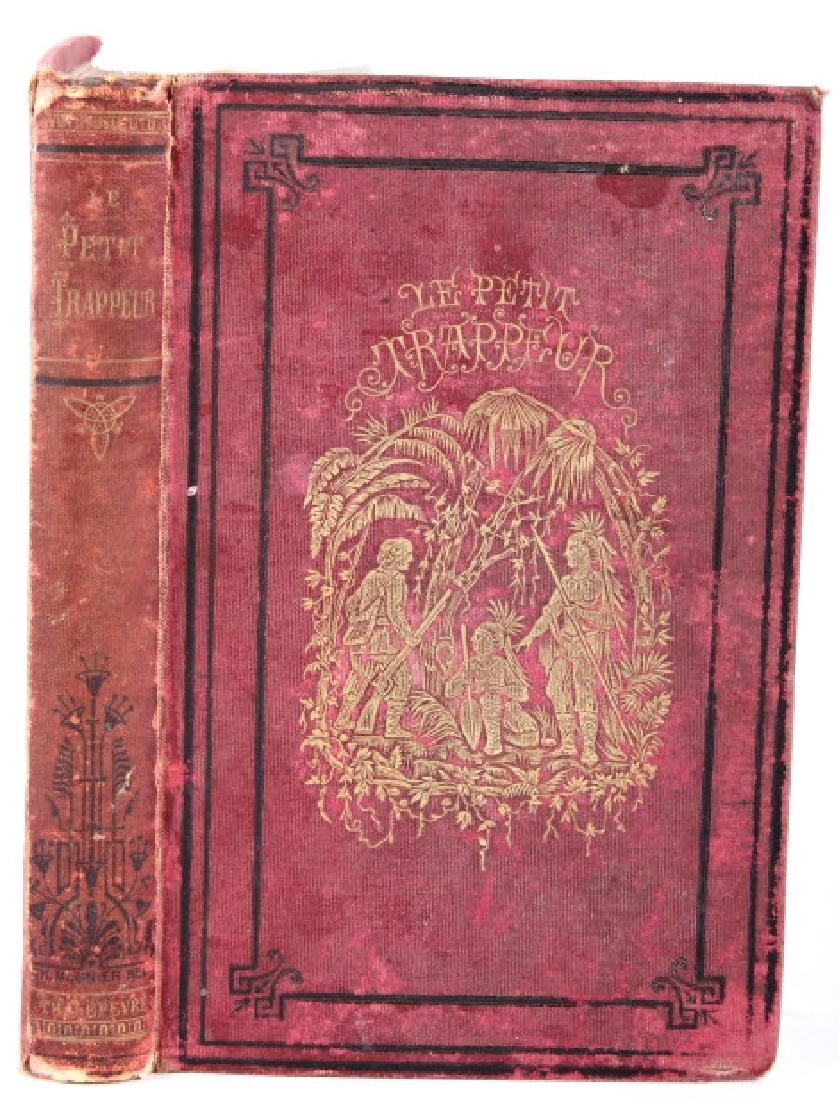 Le Petit Trappeur By Emma Faucon; Early Edition