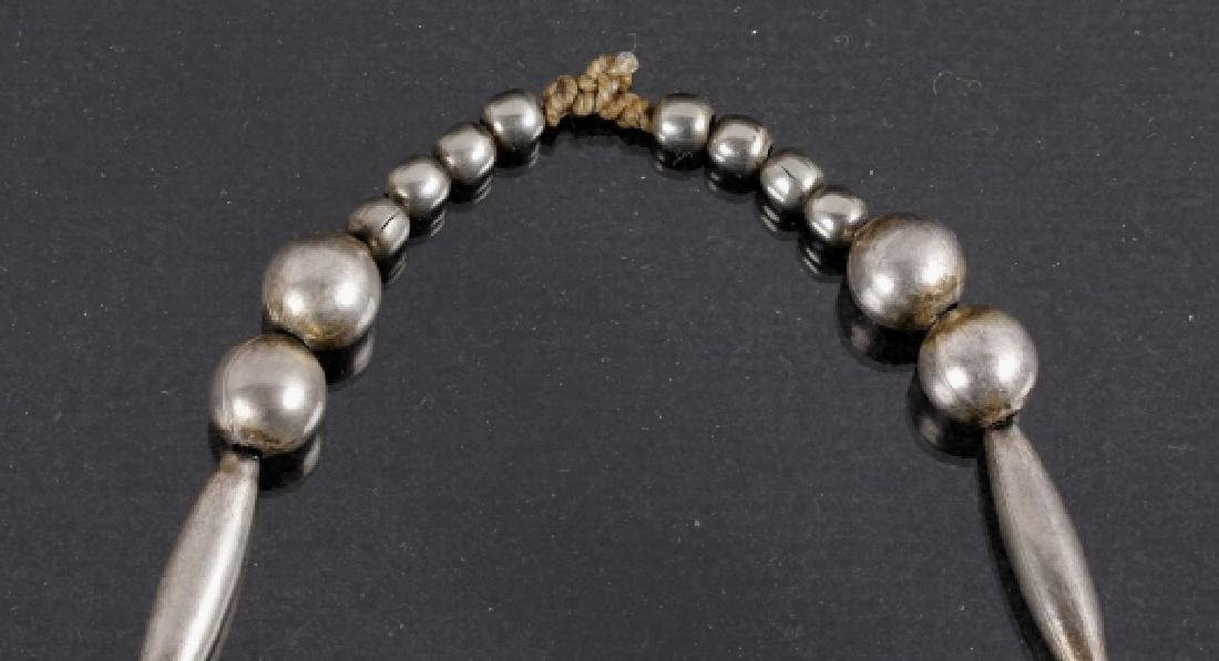 Navajo Cripple Creek Turquoise Necklace - 3